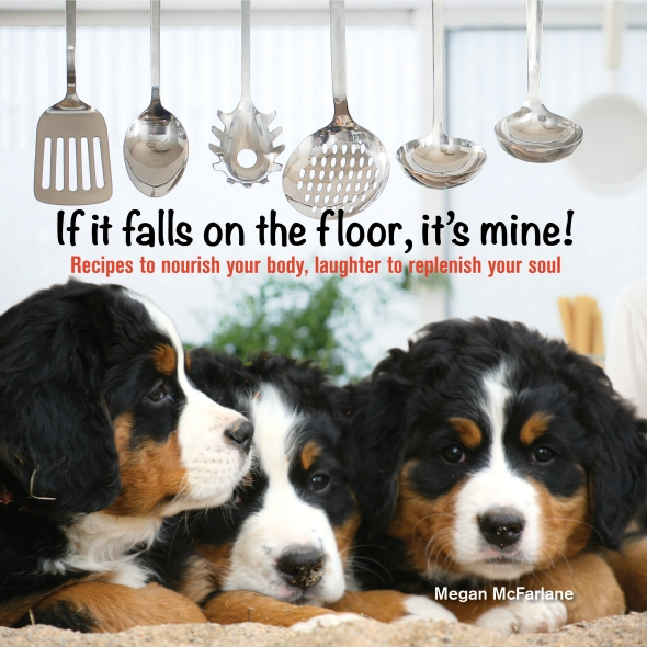 if it falls on the floor, it's mine!